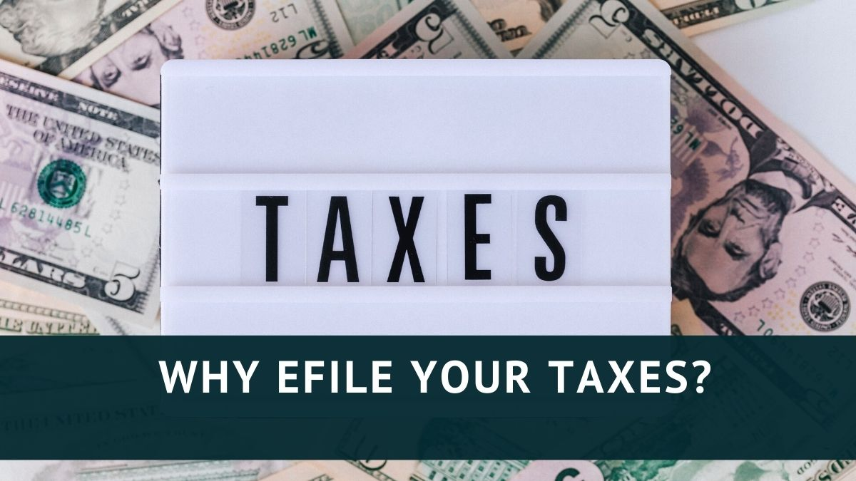 efile your taxes