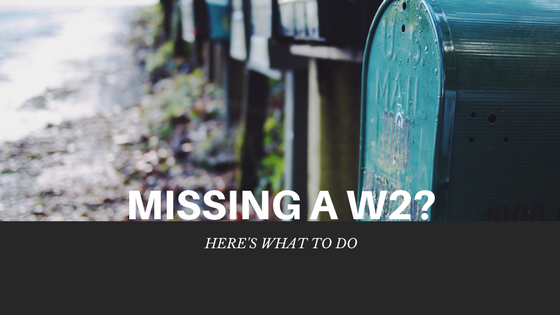 Missing W2 - How To Get A Copy Of My Lost W2