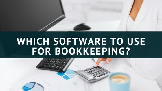 Which software should I use for my bookkeeping?