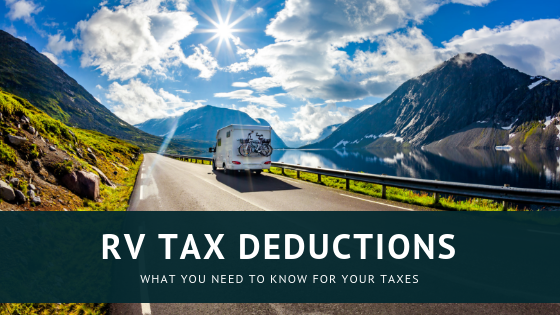 RV Ownership and RV Tax Deductions