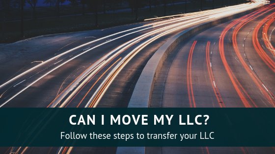 transfer an llc
