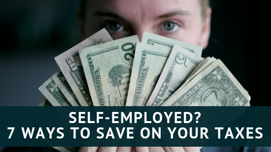 7 ways to save money on your taxes