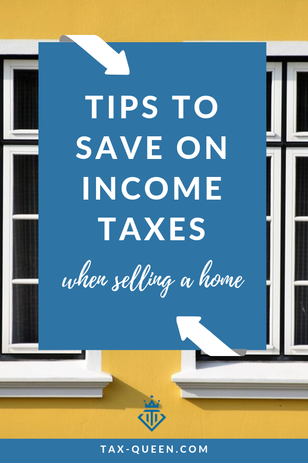 Taxes When Selling Your Primary Home