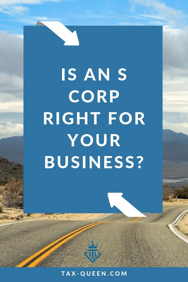 Is An S Corp Right For Your Business?