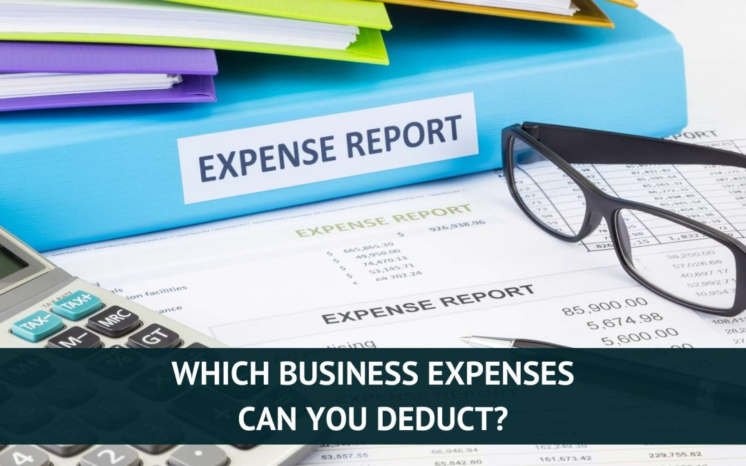 Which Business Expenses Can You Deduct?